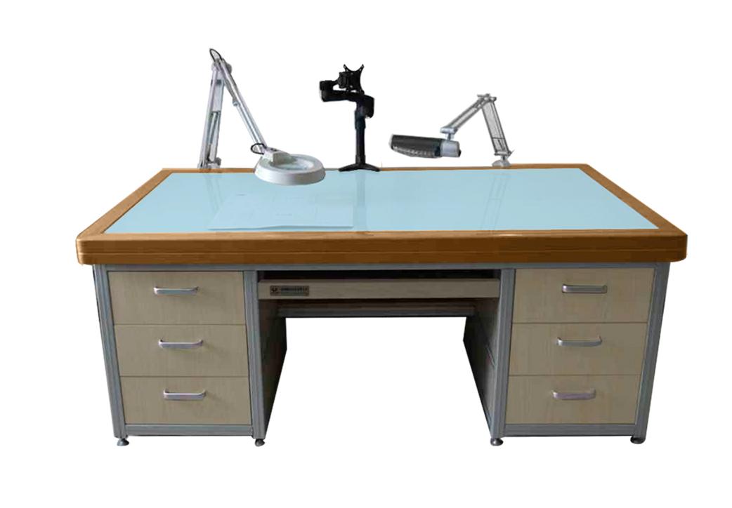 字画拷贝工作台